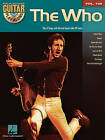 Guitar Play-Along: The Who: Volume 108 by Hal Leonard Corporation (Mixed media product, 2010)