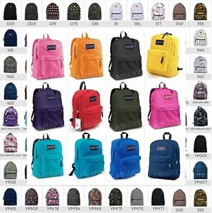 Jansport-Backpack-100-Authentic-New-with-tags-Student-Backpack