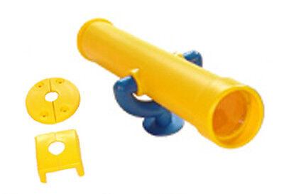 TELESCOPE & Hardware YELLOW NEW playground cubby house swing accessories