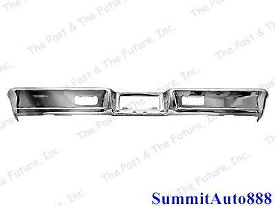 1965 65 Chevy Chevelle & El Camino Rear Bumper - Premium Quality CVBP65-3