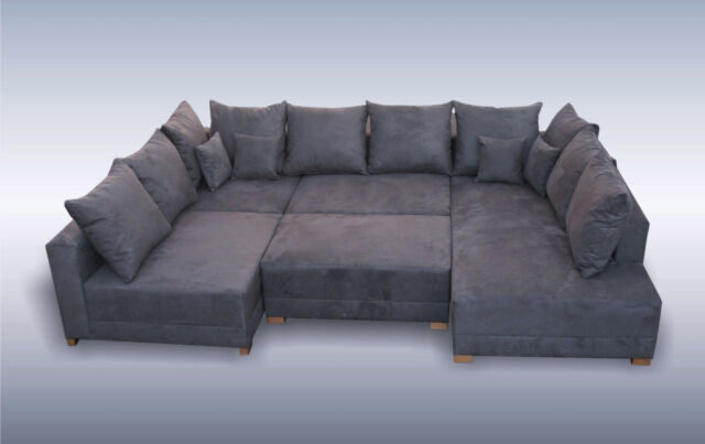 Wohnlandschaft l form  sofa.. collection on eBay!