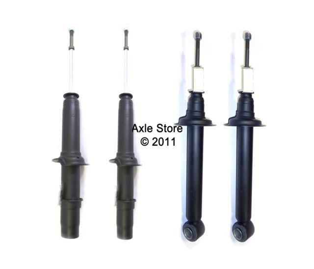 4 New Shocks Struts Full Set OE Repl. Ltd Lifetime Warranty Sebring # 40258