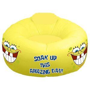 93632-Big-Bob-Smile-Inflatable-Spongebob-Squarepants-Chair-amp-Pump-by-Northwest