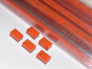 10pcs-NEC-5V-RELAY-2-form-C-Double-coil-Mini-EA2-5TNFG