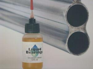 Liquid bearings best 100 synthetic gun oil scentless please read