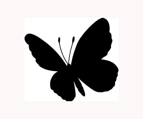 Butterfly Sticker Car Window Vinyl Decal Laptop Lucky Girlie Fly Cute Gift S2