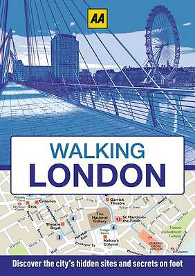 Walking London.-ExLibrary