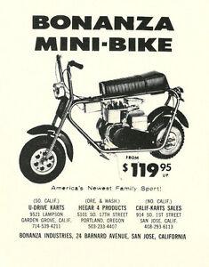 Vintage-1966-Bonanza-Mini-Bike-Ad