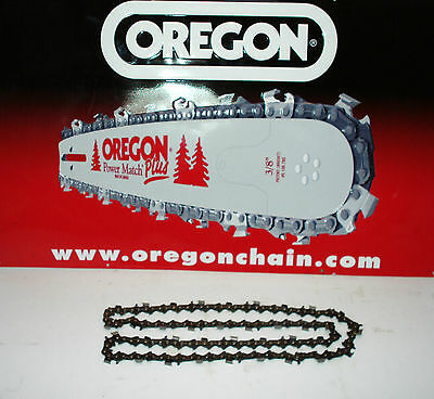 """HI PRUNER REPLACEMENT CHAIN BY OREGON 10"""" 40 DL 3/8"""" x .050"""" (1.3mm) 91VXL040E"""
