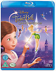 Tinker Bell And The Great Fairy Rescue (Blu-ray, 2011)