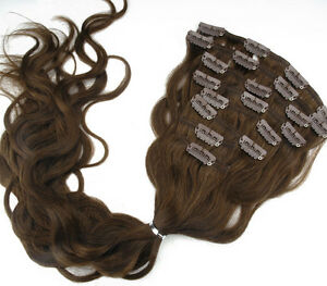 Thick Human Hair Extensions Ebay 13