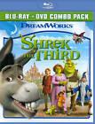 Shrek the Third (Blu-ray/DVD, 2011, 2-Disc Set)