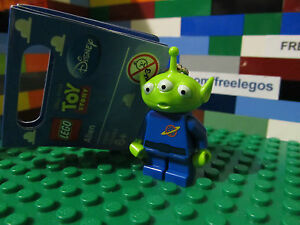 LEGO-TOY-STORY-ALIEN-keychain-minifigure-NEW-w-tags-attached