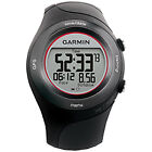 Garmin Forerunner 410 Black with Heart Rate Monitor GPS Watch