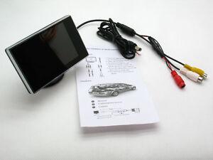 NEW-3-5-Inch-LCD-TFT-Monitor-for-Car-Backup-camera