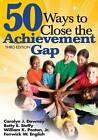 50 Ways to Close the Achievement Gap by Carolyn J. Downey, Betty E. Steffy, Fenwick W. English, William K. Poston (Paperback, 2008)
