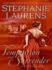 Temptation and Surrender LP: A Cynster Novel by Stephanie Laurens (Paperback / softback, 2009)