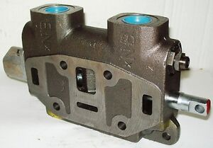 Commercial-Shearing-A20-Hydraulic-Directional-Control-Valve-Section-HA-657