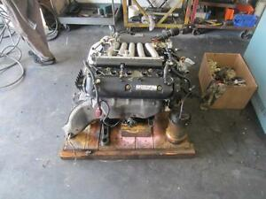 1994-ACURA-VIGOR-OEM-FACTORY-ENGINE-MOTOR-2-5L-G25A-5CYL-W-ENGINE-HARNESS