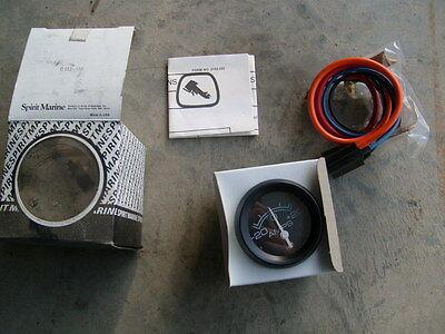 Suzuki Spirit Marine AMP Volt Gauge 0132 110