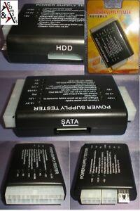 Testgeraet-Netzteiltester-PC-Netzteil-Tester-Power-Supply-PSU-ATX-SATA-IDE-HDD