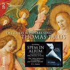 Thomas Tallis - The Tallis Scholars Sing