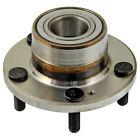 Wheel Bearing and Hub Assembly Rear Precision Automotive 512039