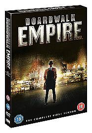 Boardwalk Empire - Series 1 - Complete (DVD, 2012, 5-Disc Set, Box Set)
