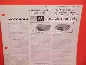 1966 renault dauphine r 8 caravelle kenworth truck motorola radio image is loading 1966 renault dauphine r 8 caravelle kenworth truck sciox Choice Image