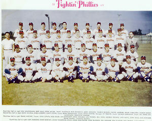 1949-PHILADELPHIA-PHILLIES-8X10-TEAM-PHOTO-ASHBURN-ROBERTS-BASEBALL-HOF-MLB-USA