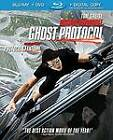 Mission: Impossible - Ghost Protocol (DVD, 2012, Canadian)