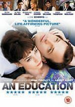 EX-RENTAL-AD-EDUCATION-DVD-CAREY-MULLIGAN-PETER-SASGAARD-DRAMA-GUARANTEED