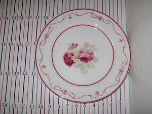 Waverly garden room vintage rose dinner plate ebay for Garden rooms on ebay