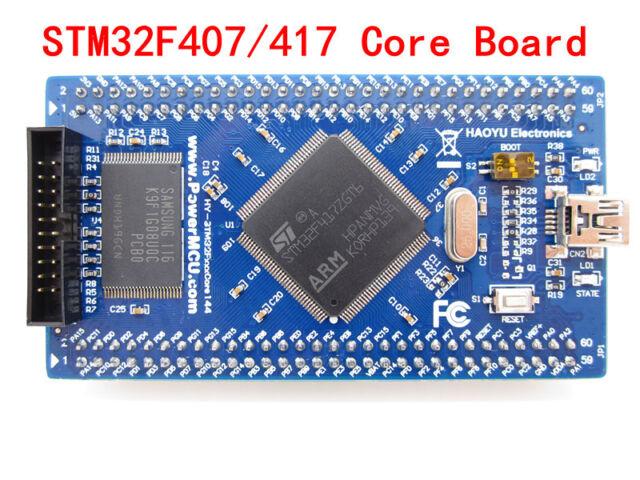 STM32F407/417ZG module HY-STM32F4xxCore144 Core/Dev  Board