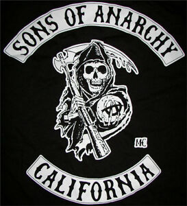 sons of anarchy soa samcro t shirt hoodie long sleeve free. Black Bedroom Furniture Sets. Home Design Ideas