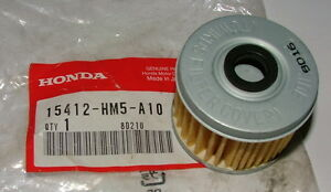 NEW-OEM-Honda-TRX300ex-300ex-oil-filter-15412-HM5-A10