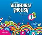 Incredible English: 1: Class Audio CDs (3 Discs) by Oxford University Press (CD-Audio, 2011)