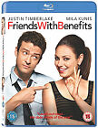 Friends With Benefits (Blu-ray, 2012)