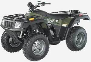 2003-Arctic-Cat-250-300-400-500-ATV-Utility-Service-Repair-Manual-4x4-Workshop