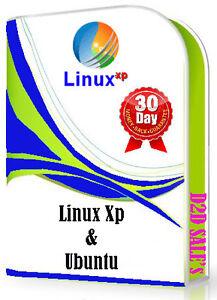 LINUX-XP-amp-Ubuntu-compatible-with-Windows-7-XP-Vista-2000-2CDs