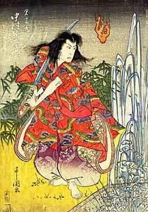 Samurai and Sword 22x30 Japanese Art Print Ltd. Edition Asian Art Japan Warrior