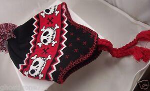 Disney-the-Nightmare-before-Christmas-Hat-knit-cap-beanie-winter-garb-Jack