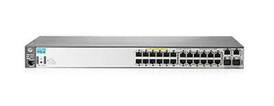 Compiacente Hp 2620-24 - I + (j9624a) 24-port Gigabit Ethernet Switch- Con Una Reputazione Da Lungo Tempo