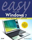 Easy Microsoft Windows 7 by Mark Edward Soper (Paperback, 2009)