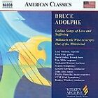 Various Artists - Bruce Adolphe (Ladino Songs of Love and Suffering; Mikhoels the Wise (excerpt); Out of the Whirlwind, 2005)