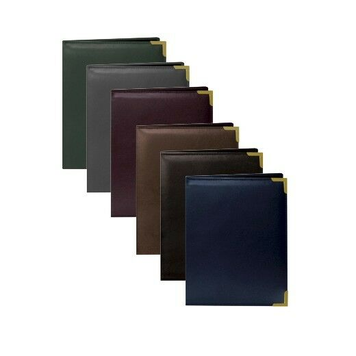 "Pioneer SM-46 Photo Album 4""x6"" holds 24 Elegant Leatherette Cover Asst Colors"
