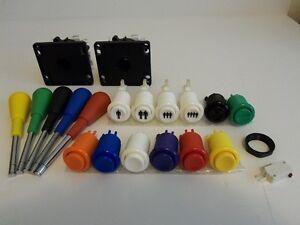 2-Joysticks-and-14-Buttons-Arcade-Multicade-MAME-Jamma