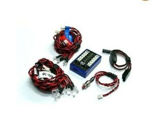 G-T-POWER-12-LED-RC-Car-Flashing-Light-System-LE858