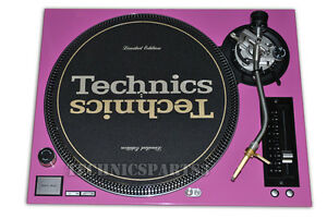 Face-Plate-For-Technics-SL1200M5G-SL1210M5G-PINK-turntable-faceplate-cover-M5G