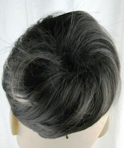 very dark brown fake pony tail bun elastic hair piece extension scrunchie new - Slough, United Kingdom - Return in 7 days, unused Most purchases from business sellers are protected by the Consumer Contract Regulations 2013 which give you the right to cancel the purchase within 14 days after the day you receive the item. Find out more - Slough, United Kingdom